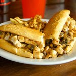 Chicken Philly Cheese Steak