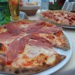 Main Course pizza
