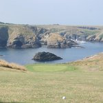 Trou N°5 Golf Belle-Ile-en-Mer