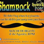 Foto de Shamrock Sports Bar and Grill