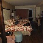 Great comfy room