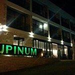 Hotel Arupinum by night