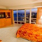 Habitación Superior con vista a la Bahía de Acapulco