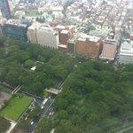 vue depuis l'hôtel de ville