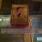 jeu représentant Hitler