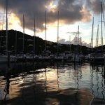 """""""Sitting by the Dock of the Bay"""" @ The Dinghy Dock"""