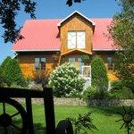 Maison chaleureuse tout en bois