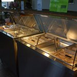 Self-service food station