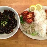 Friday Korean Food Night