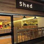 Shed Bistro Belfast