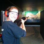 The range - air rifle shooting
