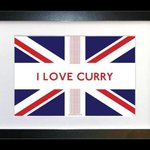 Proud British curry lover lol