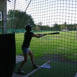 The range - baseball