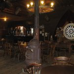 inside the Old Saloon