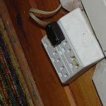 fire hazards where they had outlets