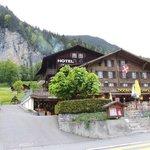 Super agradável hotel em Lauterbrunnen