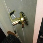 Minor doorknob issue