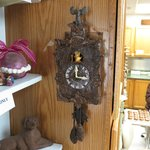 Chocolate Cuckoo Clock