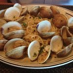 Linguini & clams