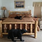 "King Room with ""en-suites"" Master bath"