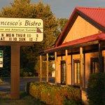 Francesco's - less than a mile off US127