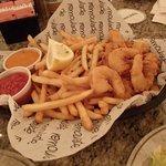 Basket of Shrimp- MMM