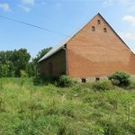 This may be the largest brick barn in the US