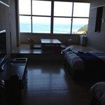部屋は海側で、眺め良かったです。