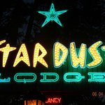Love this Stardust sign! It is what brought us here the first time.