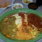 Huge portions, tastes as good as it looks