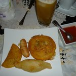 Cartagenero breakfast