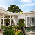 Spacious One-Bedroom Villa
