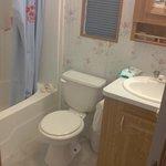 Trailer Bathroom