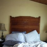 crooked headboard