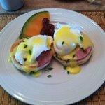 Eggs Benedict (best I've ever had)