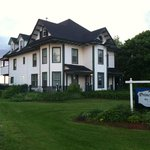 Prince County B&B upon arrival