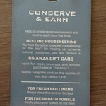 Their Conservation Gift to Guests