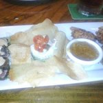 Appetizer sampler