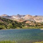 Summit Lake - Sierra Nevada - Hoover Wilderness/Yosemite Wilderness