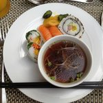 Asian breakfast - you have to do it!