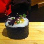 Copthorne cocktails (sushi)