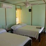 interior of cabana #1