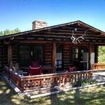 """The Lodge"" cabin"