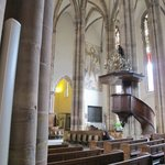Saint Thomas Protestant Church d'Alsace.