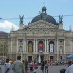 Big Opera Building