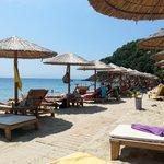 spiaggia del risto-bar