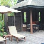 Private Sala in the Villa