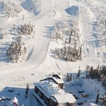 Ruka Ski Chalets, close to slopes