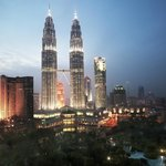 Petronas Twin Towers View