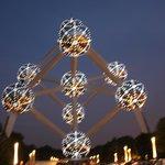 Atomium de nit